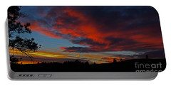 Black Hills Sunset Portable Battery Charger