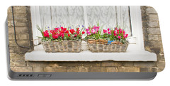 Window Boxes Portable Battery Charger