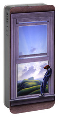 Window Of Dreams Portable Battery Charger