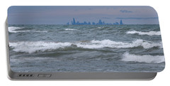 Windy City Skyline Portable Battery Charger
