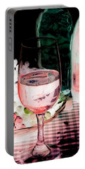 Wine Country - Photopower 03 Portable Battery Charger by Pamela Critchlow