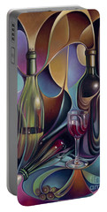 Wine Spirits Portable Battery Charger
