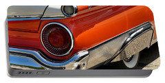 Wing And A Skirt - 1959 Ford Portable Battery Charger