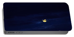 Winking Moon Portable Battery Charger