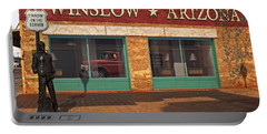 Winslow Arizona Portable Battery Charger