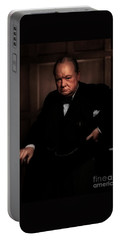 Winston Churchill Portable Battery Charger