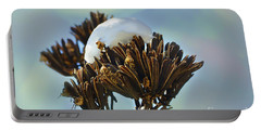 Winter Agave Bloom Portable Battery Charger
