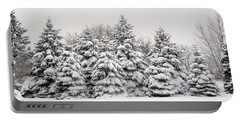 Winter Copse Portable Battery Charger