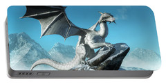 Winter Dragon Portable Battery Charger