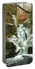 Winter Falls Portable Battery Charger