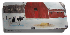 Winter Haven Portable Battery Charger by Norm Starks