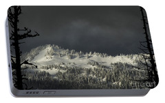 Portable Battery Charger featuring the photograph Winter In North Cascades by Yulia Kazansky