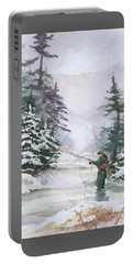 Winter Magic Portable Battery Charger