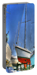 Winter Shipyard Portable Battery Charger