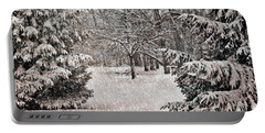 Winter Wonder 7  Portable Battery Charger