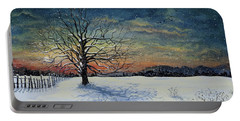 Winters Eve Portable Battery Charger