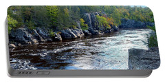 Wisconsin Shores 1 Portable Battery Charger by Will Borden