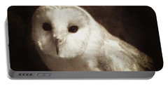 Wisdom Of An Owl Portable Battery Charger