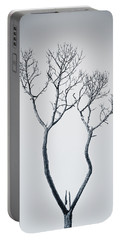 Wishbone Tree Portable Battery Charger by Carolyn Marshall