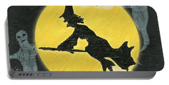 Witching Time Portable Battery Charger