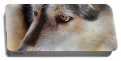 Wolf Spirit Portable Battery Charger