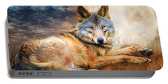 Wolf - Spirit Of Truth Portable Battery Charger