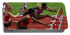 Womens Hurdles 3 Portable Battery Charger
