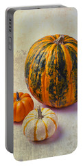 Wonderful Pumpkins Portable Battery Charger