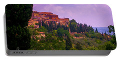 Wonderful Tuscany Portable Battery Charger