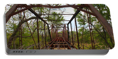 Woodburn Bridge Indianola Ms Portable Battery Charger