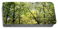 Wooded Sunshine Portable Battery Charger