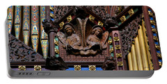 Wooden Angels Ely Cathedral Portable Battery Charger