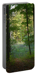 Woodland Path Portable Battery Charger