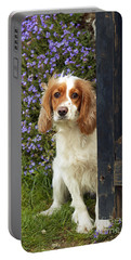 Working Cocker Spaniel Portable Battery Charger