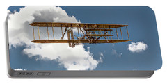 Wright Brothers First Flight Portable Battery Charger