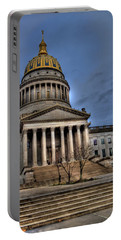 Wv Capital Building 2 Portable Battery Charger
