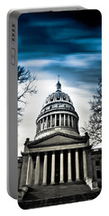 Wv State Capitol Building Portable Battery Charger