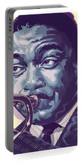 Wynton Marsalis Portrait 2 Portable Battery Charger