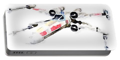X-wing Portable Battery Charger