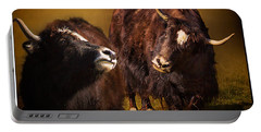 Yak Love Portable Battery Charger