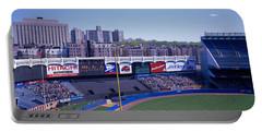 Yankee Stadium Ny Usa Portable Battery Charger
