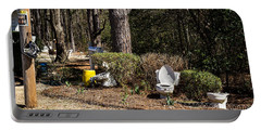 Yard Art Hwy 21 South Portable Battery Charger