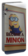 Year Of The Minions Portable Battery Charger