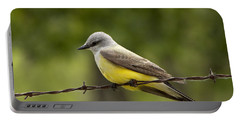 Yellow-bellied Fence-sitter Portable Battery Charger