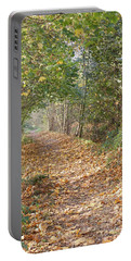 Yellow Leaf Road 9 Portable Battery Charger