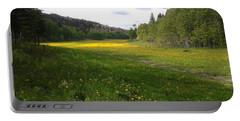 Yellow Meadow Portable Battery Charger