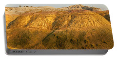 Yellow Mounds Overlook Badlands National Park Portable Battery Charger