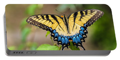 Yellow Tiger Swallowtail Portable Battery Charger
