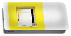 Yellow Window Portable Battery Charger