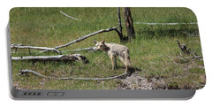 Yellowstone Coyote Portable Battery Charger